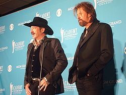 Brooks and Dunn Charlotte, NC. Met them backstage with Ashley. So, so nice. So great live! I loved this show!