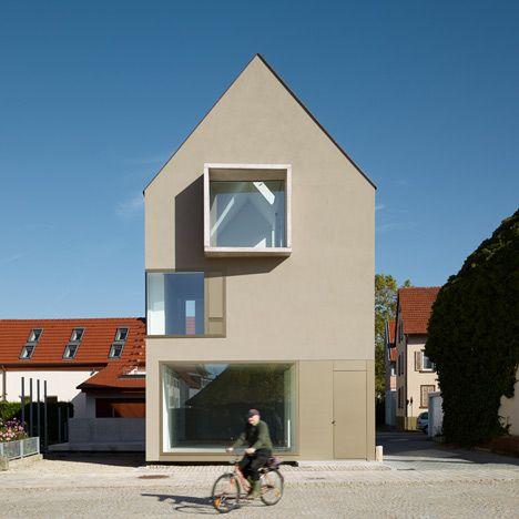 Haus E17 in Metzingen by search Architekten