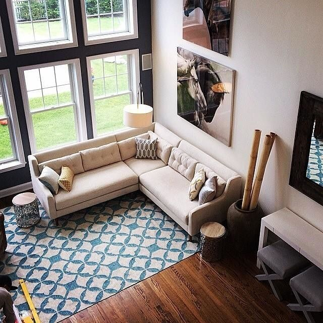 Amazing Airy Living Room In The Hamptons Designed By Westelmchelseas Home Stylist W