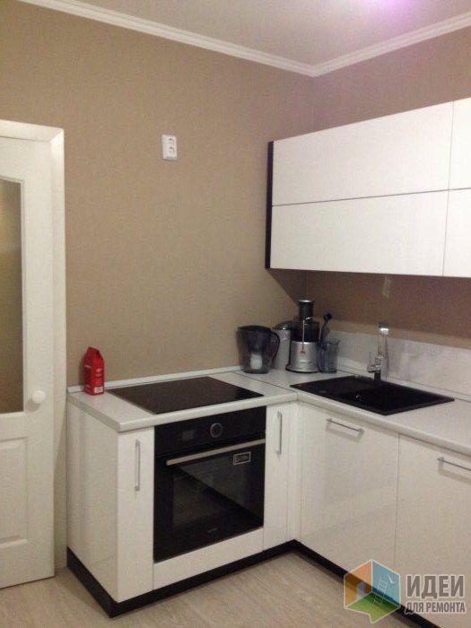 небольшая кухня 8,5 м2