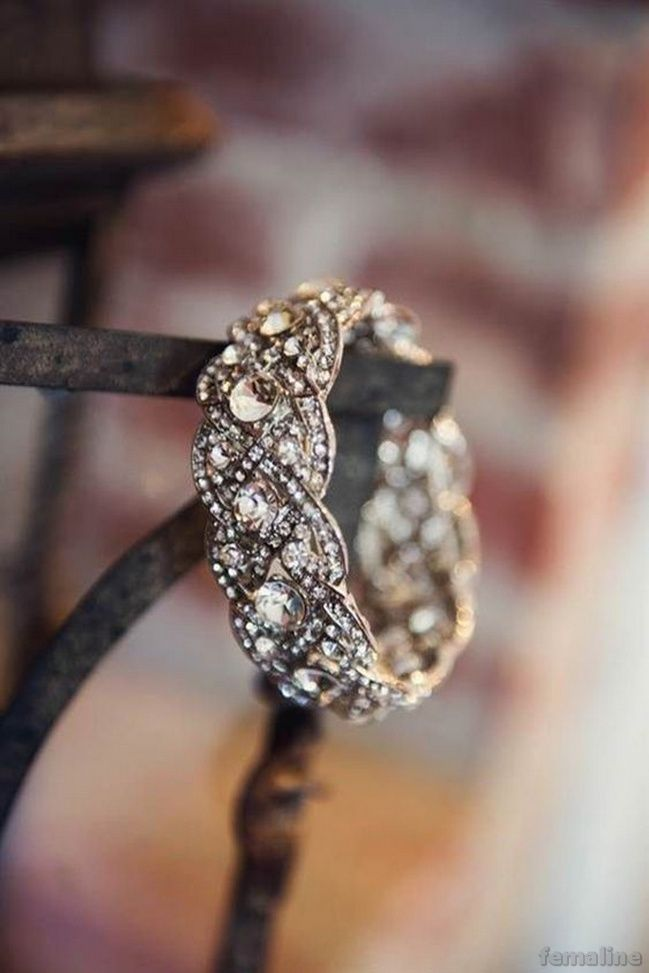 Vintage wedding jewelry 2017 trends and ideas (67)