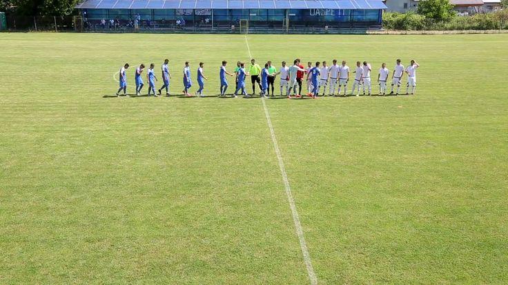 Viitorul Domnești a disputat sâmbătă cel de-al treilea amical al verii în compania formației de Liga 2 CS Balotești