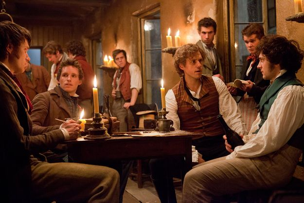 "The barricade boys - sad but drunk | Who's The Saddest Character In ""Les Misérables""? Disagree with the saddest character though"