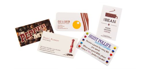 Full color printing from Local Print 4 Less. you can create business cards which has full color logos, your own artwork, not extra charges, Choose from 3 of our Value Priced Cards..