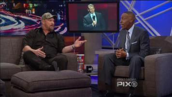 "WWE Hall of Famer ""Stone Cold"" Steve Austin stops by  ""The Arsenio Hall Show"" to discuss a myriad of topics including WWE Network and his podcast ""The Steve Austin Show."""