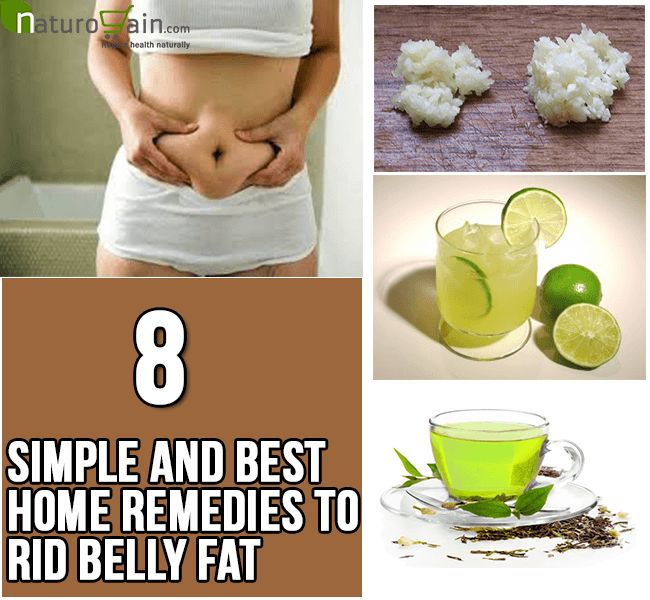 Home remedies to rid belly fat are the best methods which enhance fat metabolism in the body to promote higher fat burn to reduce belly fat in a simple manner.