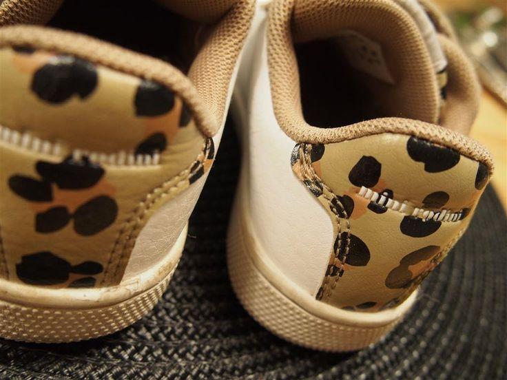 Mini Rodini Sneakers Leopard strl 27 på Tradera.com - Gymnastikskor och