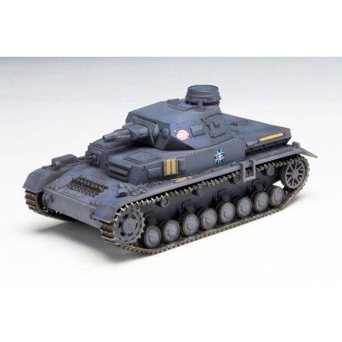 Girls und Panzer der Film Pz.Kpfw.IV Ausf.D Team Ankou - 1/72 Scale
