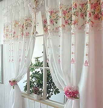 Легкие и воздушные шторы