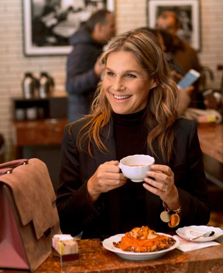 <p>The granddaughter of Estée Lauder is a polished businesswoman at the helm of her own lifestyle brand</p>