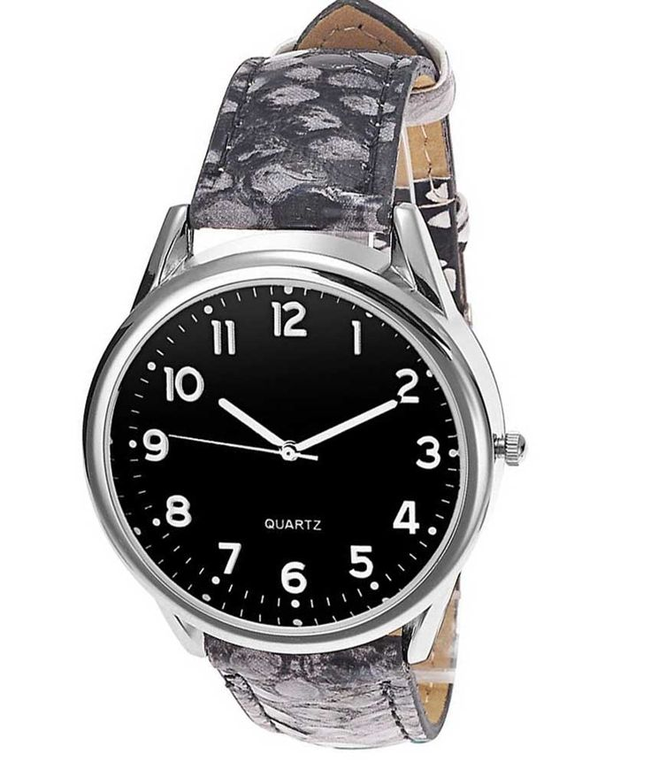 Loved it: Tropez Round Dial Black