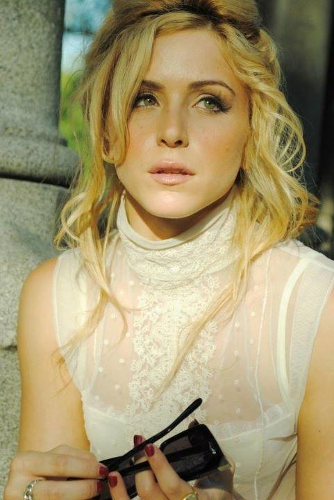 Vivian, Headshot make-up & hair; photog: Gianna Leo Falcon