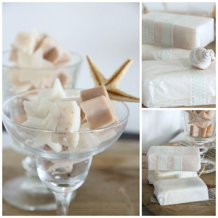 COOK Studio: Sunsets & Seagulls. Homemade soap