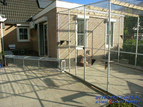Pantip Com J7550664 ไอเด ย ร ว สำหร บ ก นแมว ออกนอกบ าน และกรงแมวในสวน เอามาฝากค ะ แมว ไอเด ย ร ว