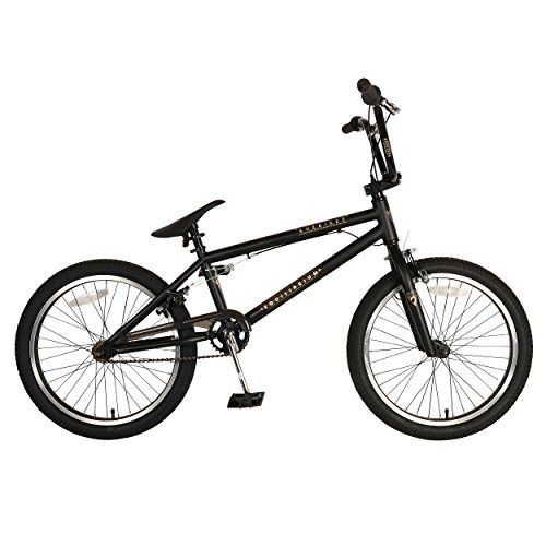 KHE Bikes Equilibrium 2 BMX Bicycle, Matte Black, (Wheel Size 20-Inch) http://coolbike.us/product/khe-bikes-equilibrium-2-bmx-bicycle-matte-black-wheel-size-20-inch/