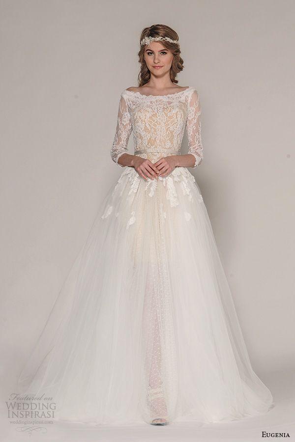 Eugenia Couture Fall 2016 Wedding Dresses Wedding Dresses