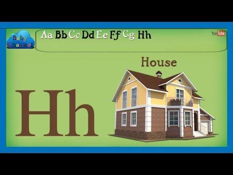 ▶ Учим Английский алфавит для детей, Английский алфавит для малышей, Учим Английские буквы [HD] - YouTube