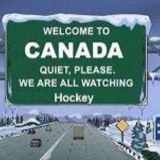 This is the way we Canadians roll...... Eh! :)