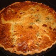 Fotografie receptu: Lotrinský kari-pórkový koláč