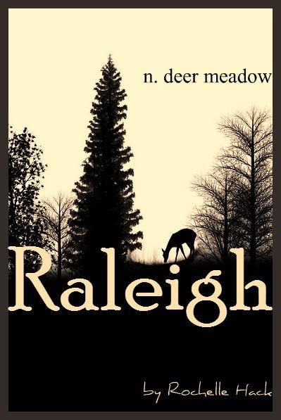 Baby Boy Name: Raleigh (RAH-lee). Meaning: Deer Meadow. Origin: Old English. https://www.pinterest.com/vintagedaydream/baby-names/