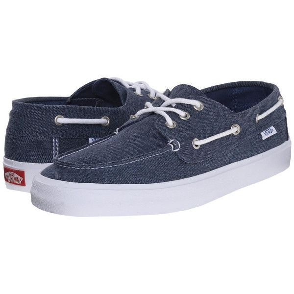 VANS Chauffeur SF - (Washed) Ensign