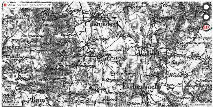 Hochdorf LU Historische Karten Routenplaner http://ift.tt/2yVh94i #maps #schweiz