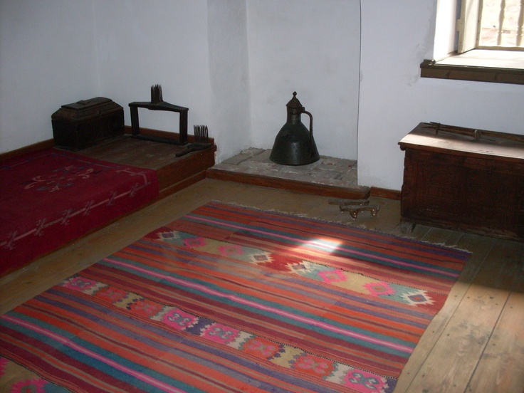 A historic house in Petra (Lesbos)