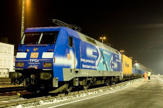 TFG Transfracht generated turnover of EUR 225 million in 2015 - http://www.logistik-express.com/tfg-transfracht-generated-turnover-of-eur-225-million-in-2015/