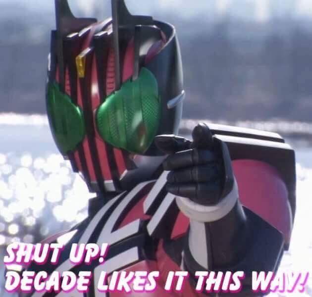 Kamen Rider Decade Gambar Terlucu Gambar Lucu