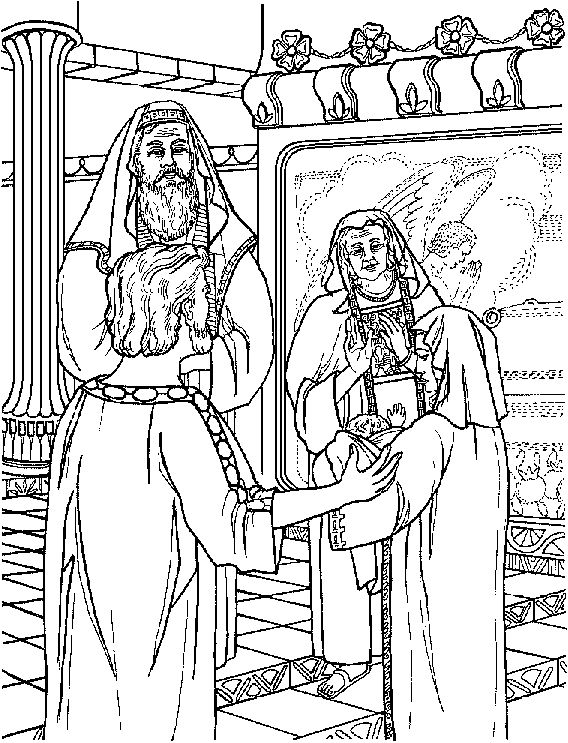1000 Images About Christian Coloring Pages OT On Pinterest