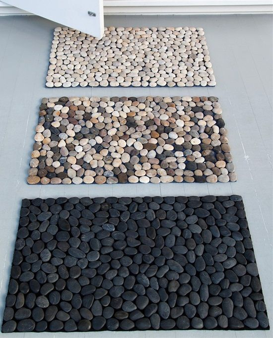 Best Pebble Tiles Ideas On Pinterest Pebble Tile Shower - Diy bathroom shower flooring ideas