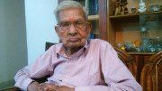 """98 year old from Bihar received degree in MA Economics  98-year-old Raj Kumar Vaishya who completed his MA (economics) examination from Patna's Nalanda Open University has now been awarded with the a post graduate degree from the university today. When asked if he has a message for the younger generation he said """"always keep trying.""""Earlier this year he was also recognized by the Limca Book of Records for bring the oldest man to apply for the postgraduate degree.Finally I have fulfilled my…"""