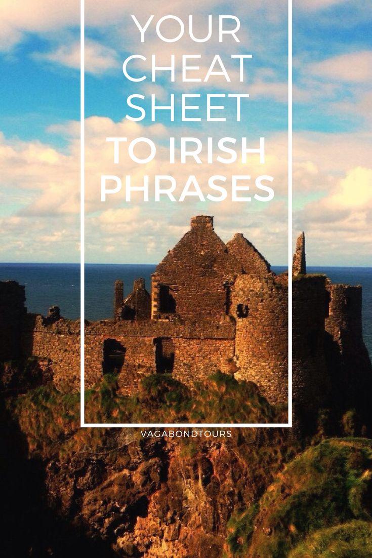 How to read and write gaelic - Irish Phrases Funny Irish Sayings Slang