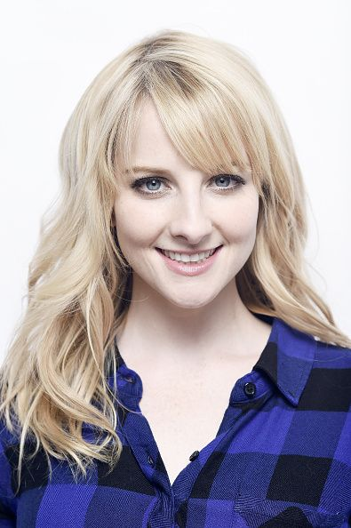 Melissa Rauch from 'The Bronze' poses for a portrait at the Village at the Lift Presented by McDonald's McCafe during the 2015 Sundance Film Festival on January 23, 2015 in Park City, Utah.