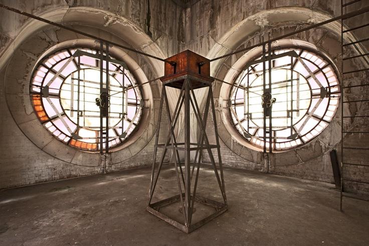 Flinders Street Station - inside clock tower Melbourne, #Australia