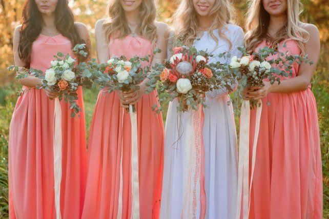 Цвет свадьбы: 10 модных оттенков для весны 2016