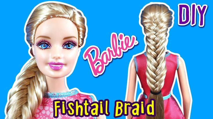 Barbie Hairstyles Simple 22 Best Fashion Dolls Hairstyles Images On Pinterest  Barbie Hair