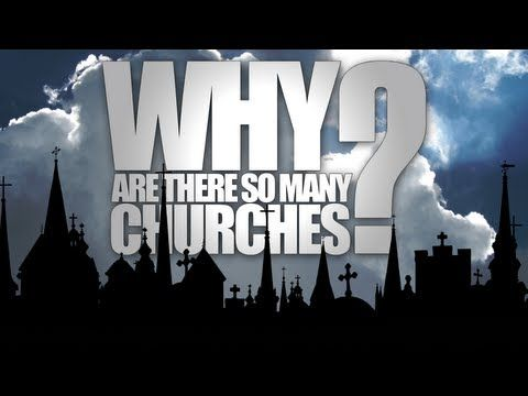 WhyAreThereSoManyChurches.com Contemporary religious scholars and historians estimate that there are approximately 38,000 denominations in the world today. Have you ever wondered if the true church still exists today? Does it really matter to which church I belong? If the true church does exist, how can we find it? Learn about the fascinating history of the first century church of the Bible and how it still exists today!