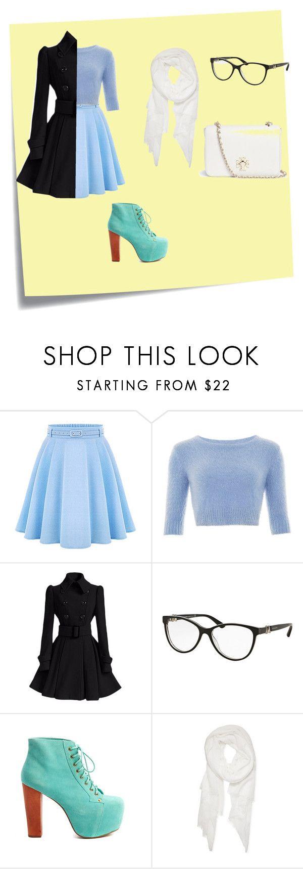 """#4"" by sadradinova-polina on Polyvore featuring мода, Post-It, WithChic, Bulgari, Jeffrey Campbell, Calvin Klein, Tory Burch, women's clothing, women's fashion и women"