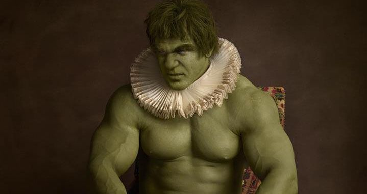 Star Wars, DC and Marvel cosplay photos done as renaissance art ...