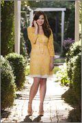 Подсолнечное платье. Обсуждение на LiveInternet - Российский Сервис Онлайн-Дневников