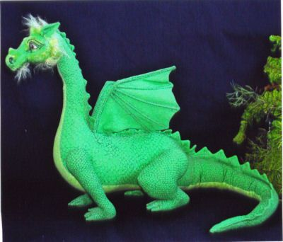 Dragon Patterns - these are cute and there's a bunch in here :)