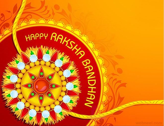 Happy Raksha Bandhan images and messages