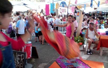 Beldibi Market on Sunday