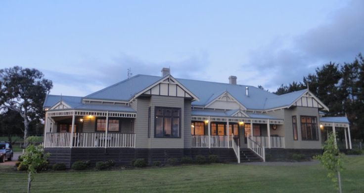 Rosedale House B&B - A beautiful Victorian Homestead from Harkaway.