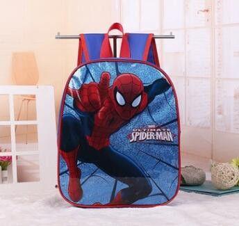 New Fashion School Bag Cartoon Printing Pink Dog Bags For Girls Boy Children Backpack Mochila Infantil