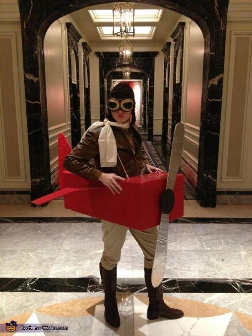 Amelia Earhart - 2012 Halloween Costume Contest