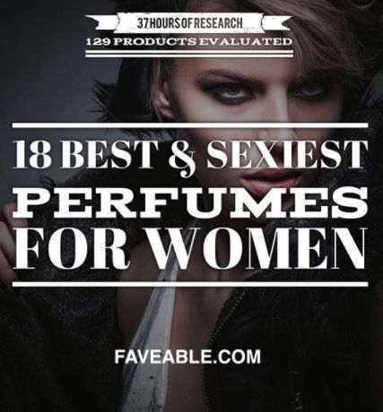 We at Faveable made it easy for you by putting together a list of the best women's fragrances currently on the market!
