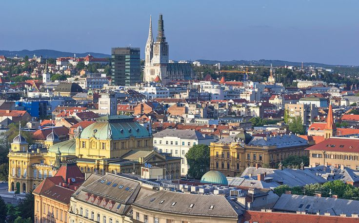 Best Places to Travel in 2016: Zagreb, Croatia