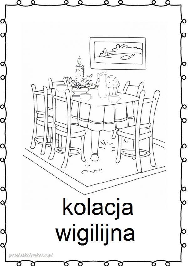 Tradycje Kolorowanki11 Prints Lesson Education